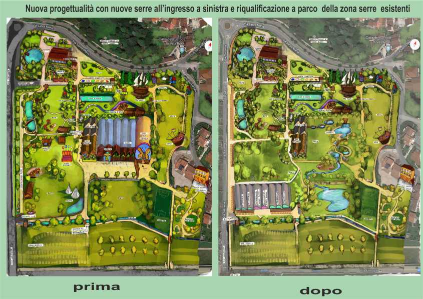 Progettualità: riqualificazione oasi Rossi