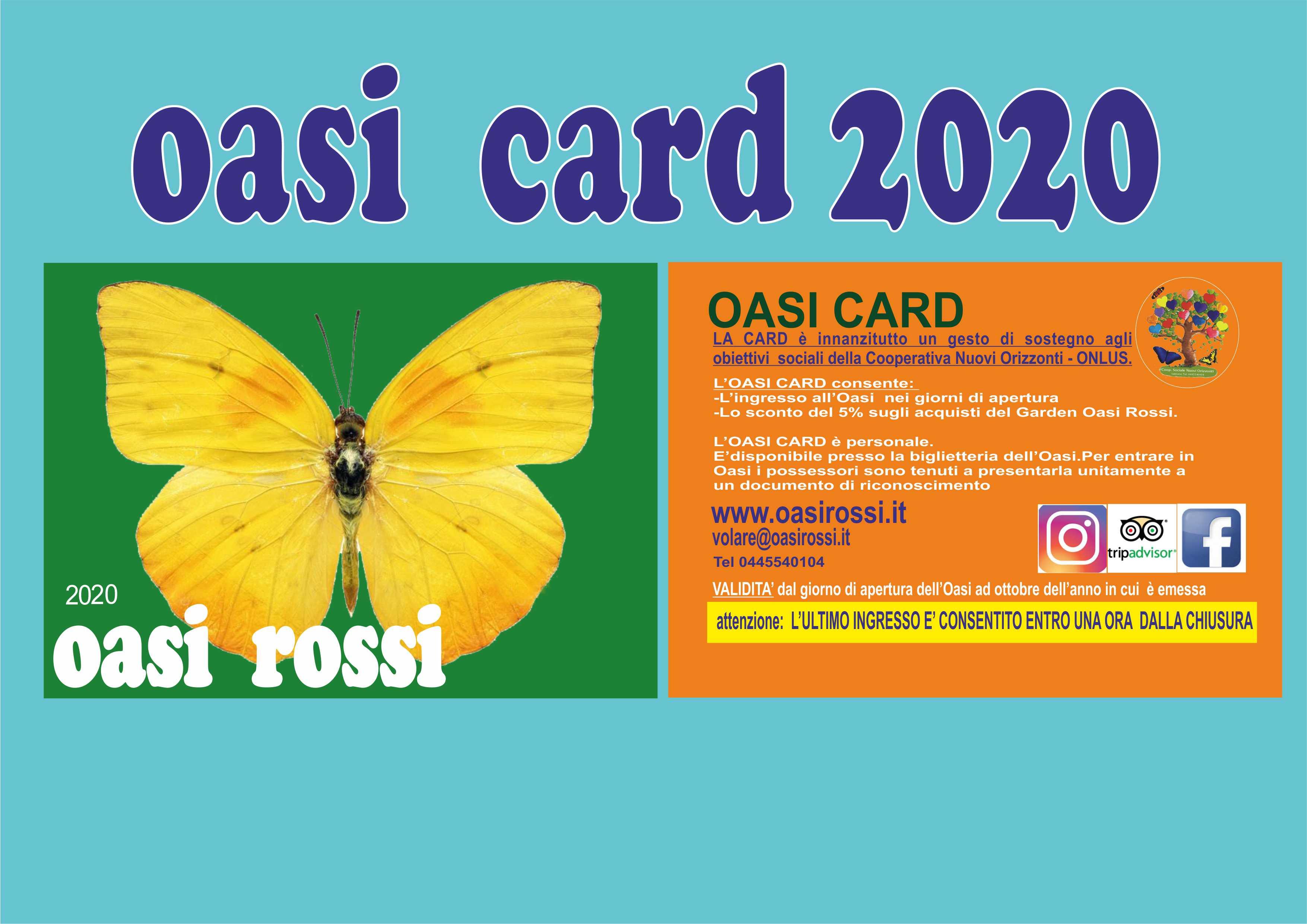 ristorante Oasi Rossi